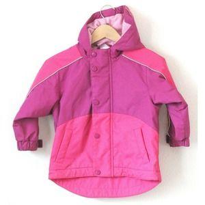 Hanna Andersson Jacket Coat Winter Reflective
